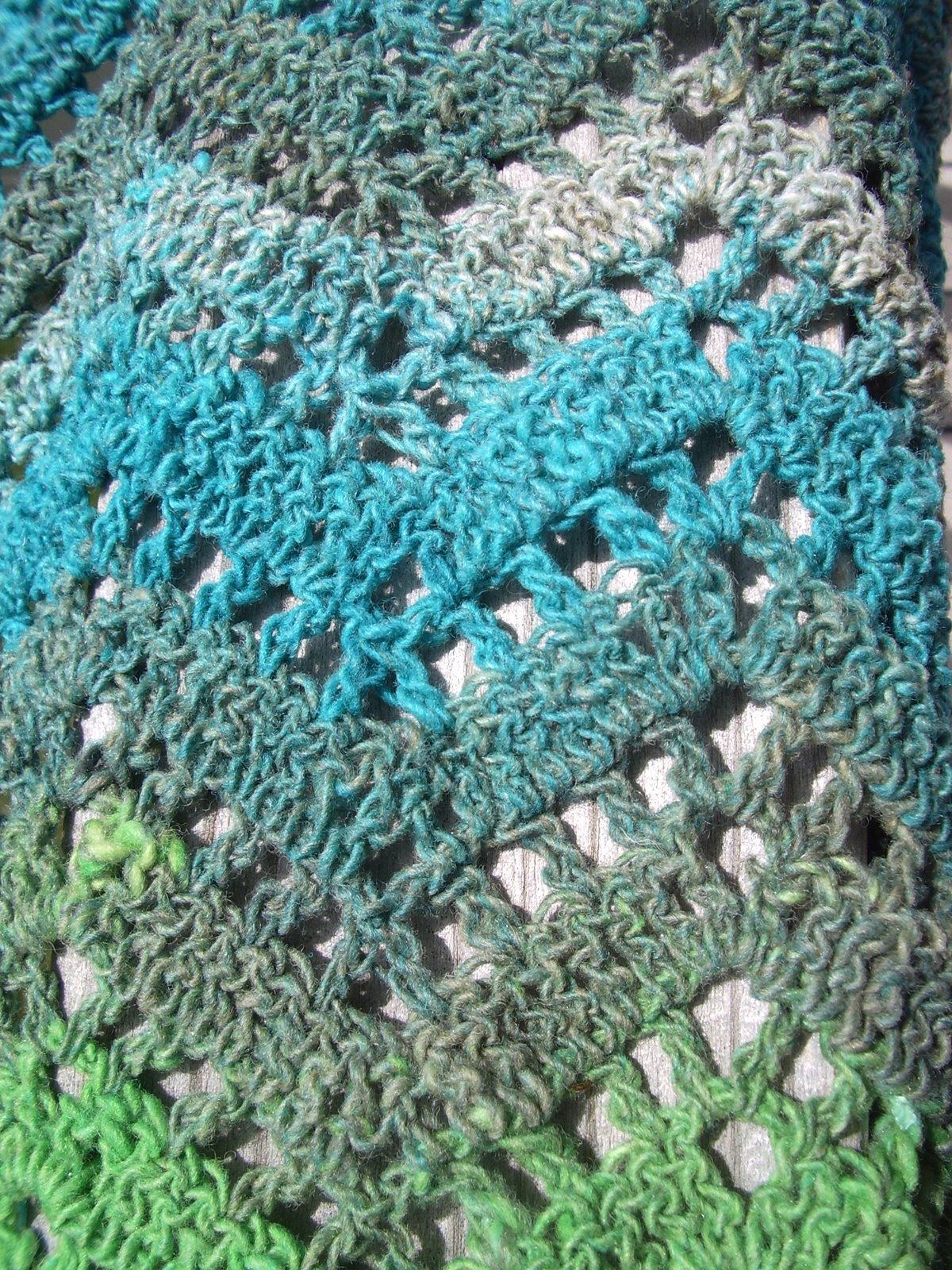 In-Progress Crochet Posts – That Crafty Cara